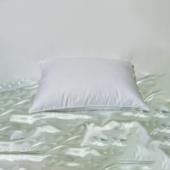 down pillow, feather pillow, bed pillow