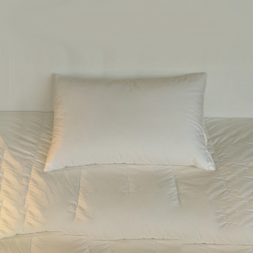 hotel pillow, motel pillow, polyester pillow