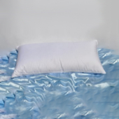 feather pillow, down pillow, large king size