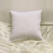 European Down Pillows, square size down pillow
