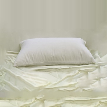 "down pillow, feather pillow, 20"" x 36"""