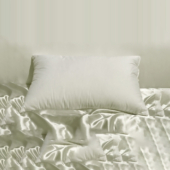 feather pillow, goose down pillow