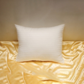 down alternative pillow, gel pillow, travel pillow